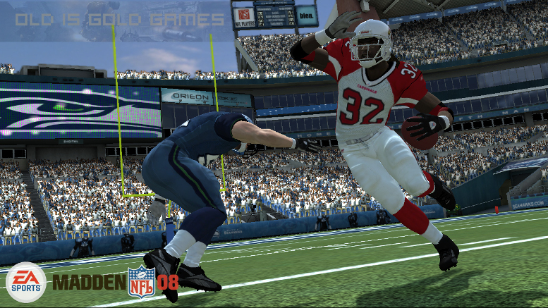 Madden NFL 08 Features