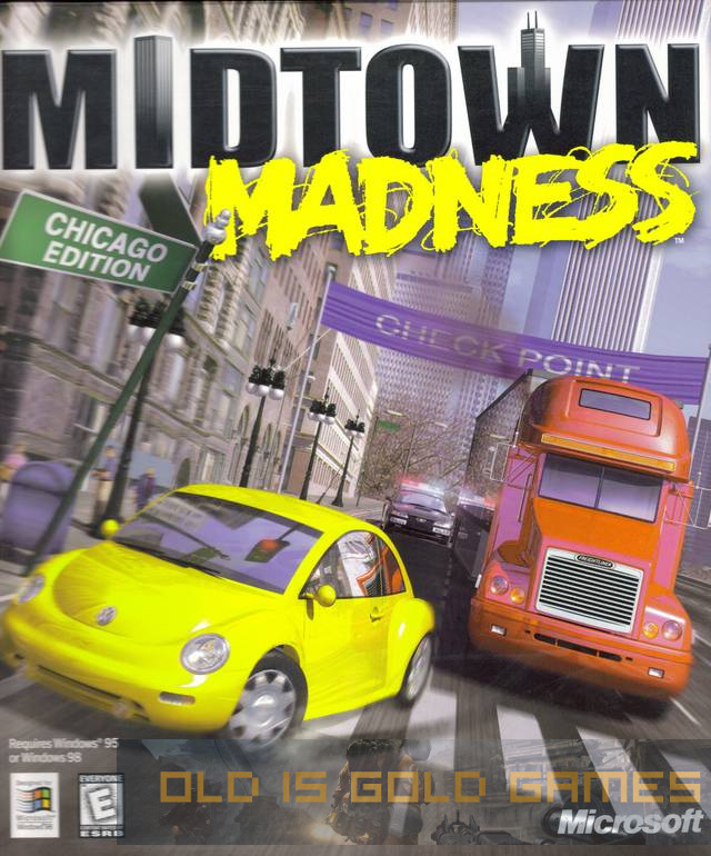 midtown madness 1 free download full version for pc