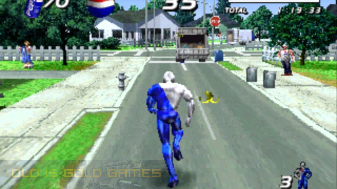 Pepsiman Download For Free