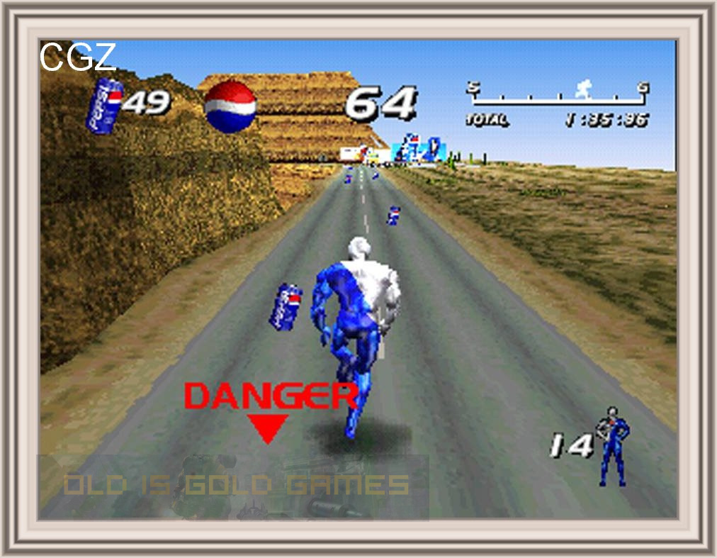Pepsiman Setup Free Download