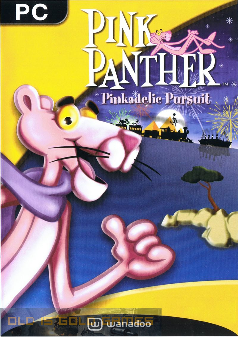 Pink Panther Pinkadelic Pursuit Free Download