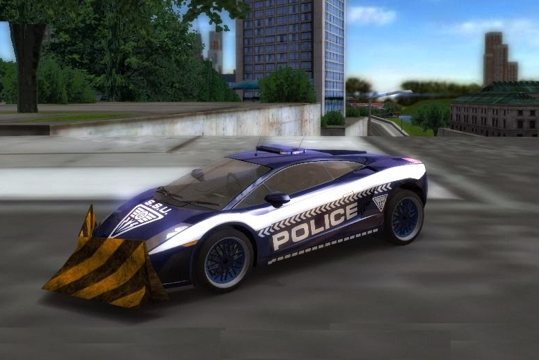 Police SuperCars Racing Download For Free
