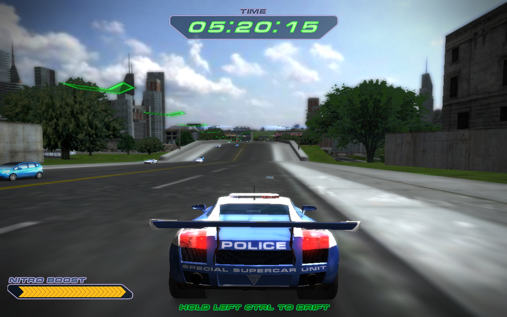 Police SuperCars Racing Setup Free Download