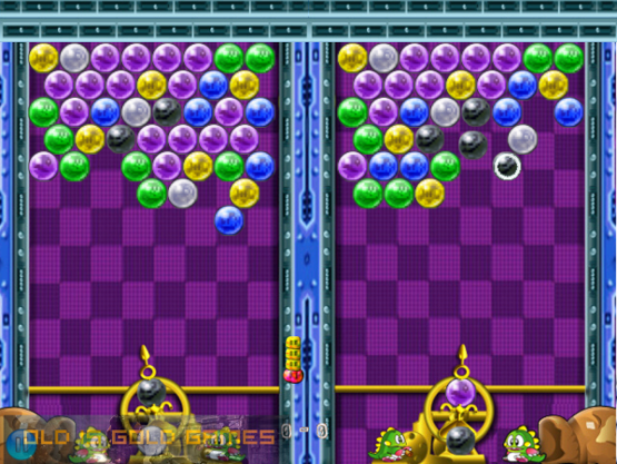 Puzzle Bobble Features