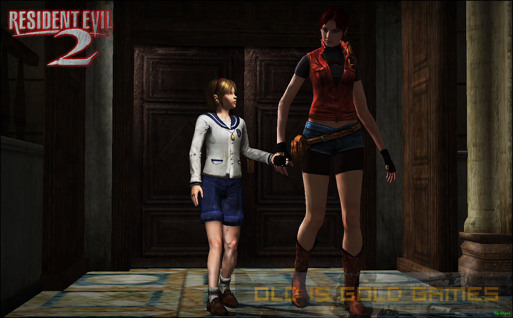 Resident Evil 2 Features