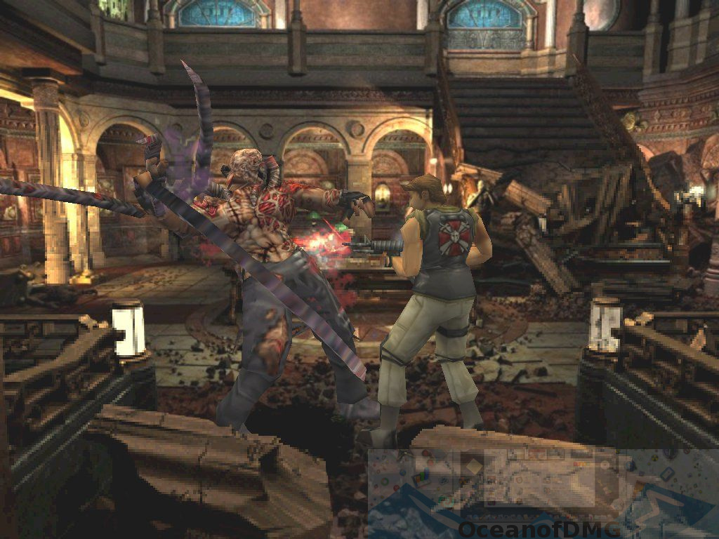 Resident Evil 3 Setup Free Download