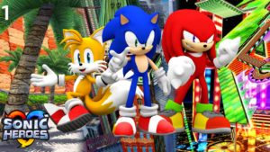 Free Sonic Heroes Download
