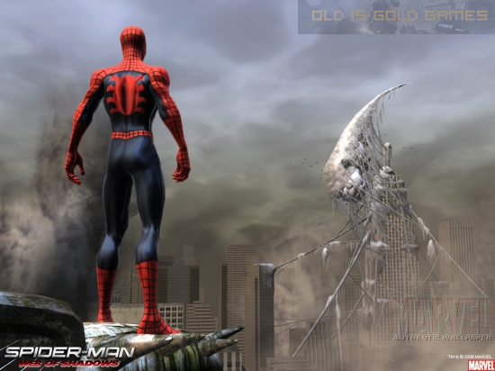 Spider Man Web of Shadows Features