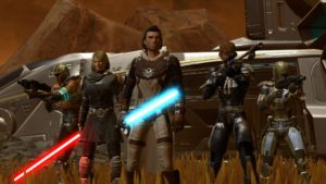 Free Star Wars Knights of The Old Republic Download