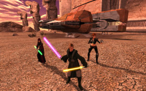 Star Wars Knights of The Old Republic Download Free