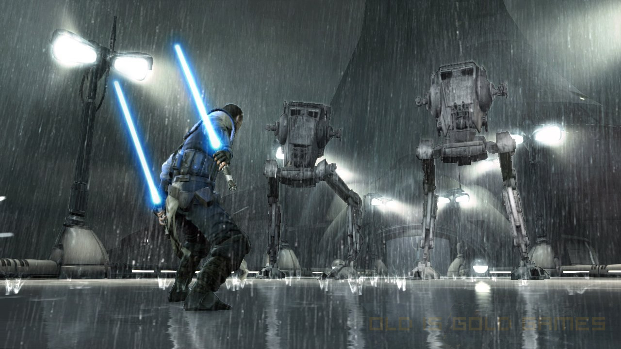 Star Wars The Force Unleashed II Features