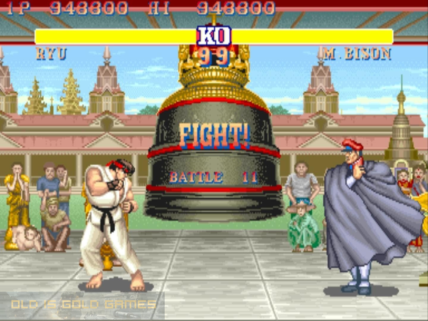 Street Fighter II Download For Free