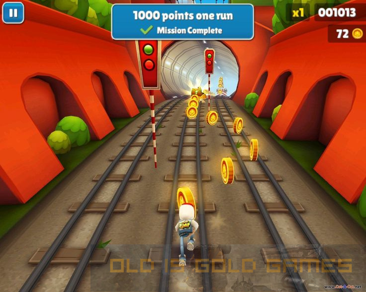 Subway Surfers Download For Free