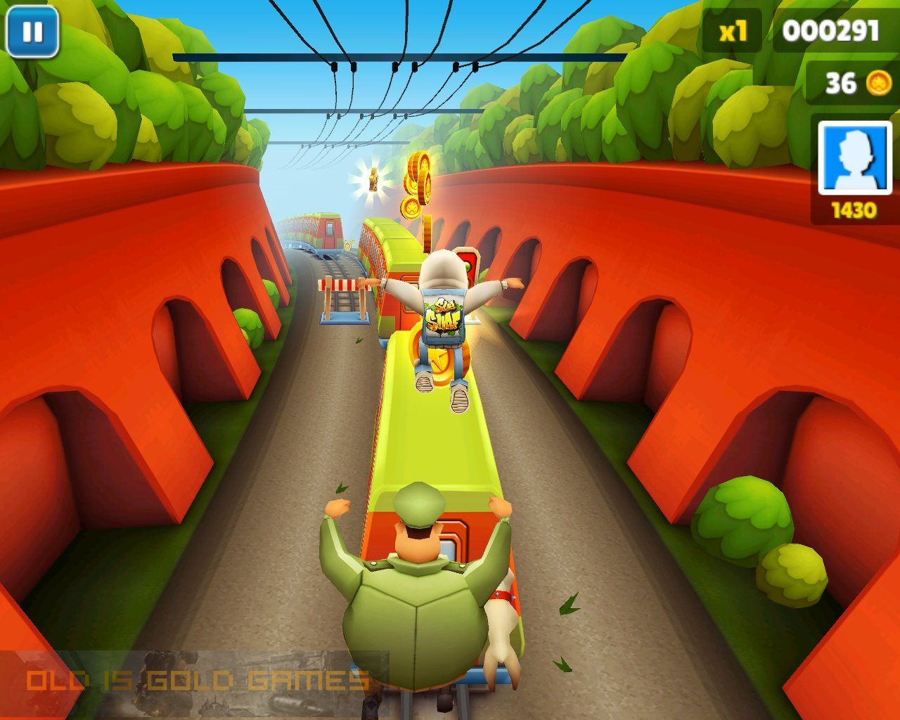 Subway Surfers Features