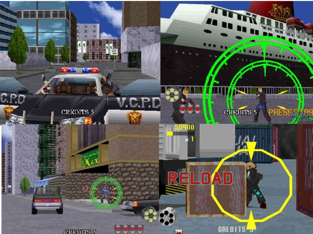 Virtua Cop 2 DOwnload For Free