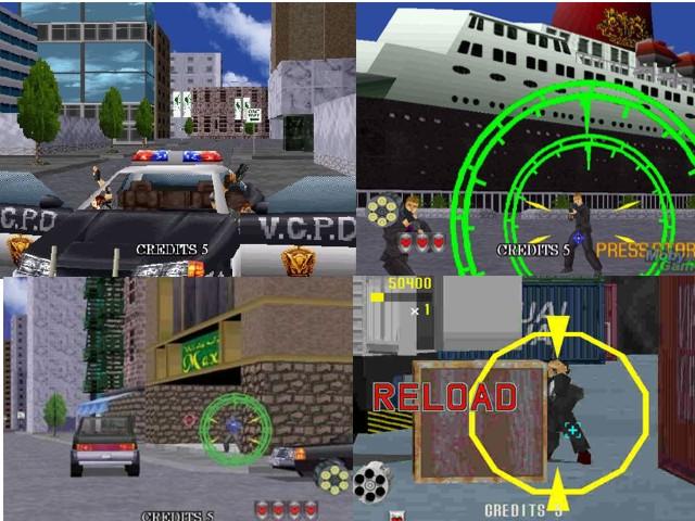 Virtua Cop 2 DOwnload For Free