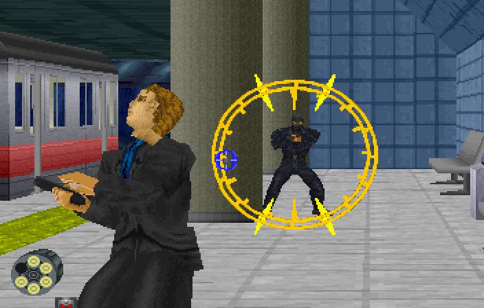 Virtua Cop 2 Features