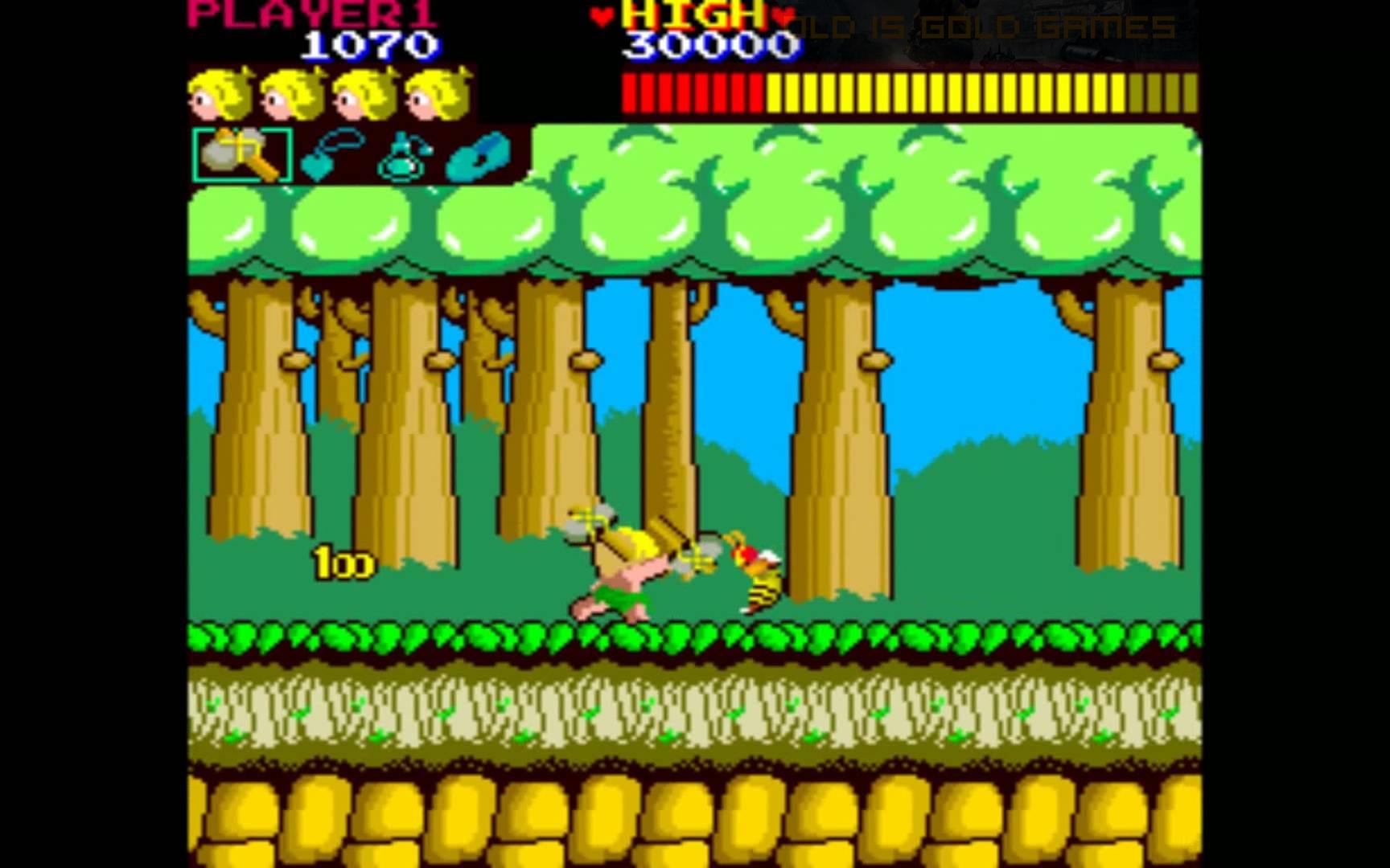 Wonder Boy Game Download For Free
