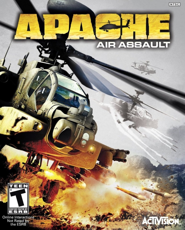 Apache Air Assault Free Download