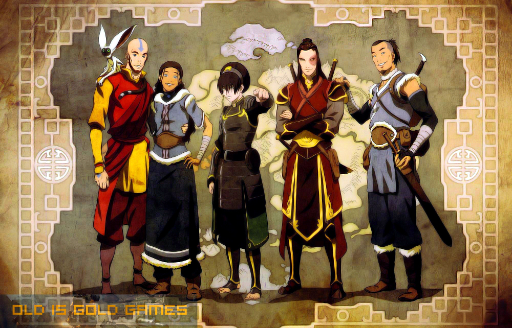 Avatar The Last Airbender Features