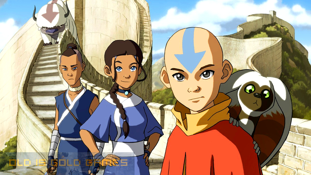Avatar The Last Airbender Setup Free Download