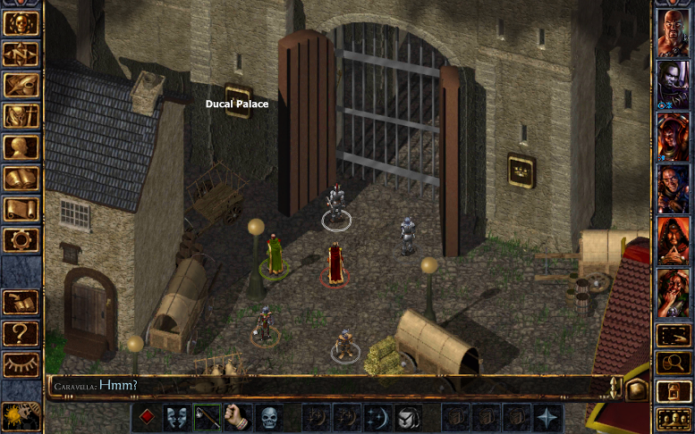 Baldurs Gate 2 Features