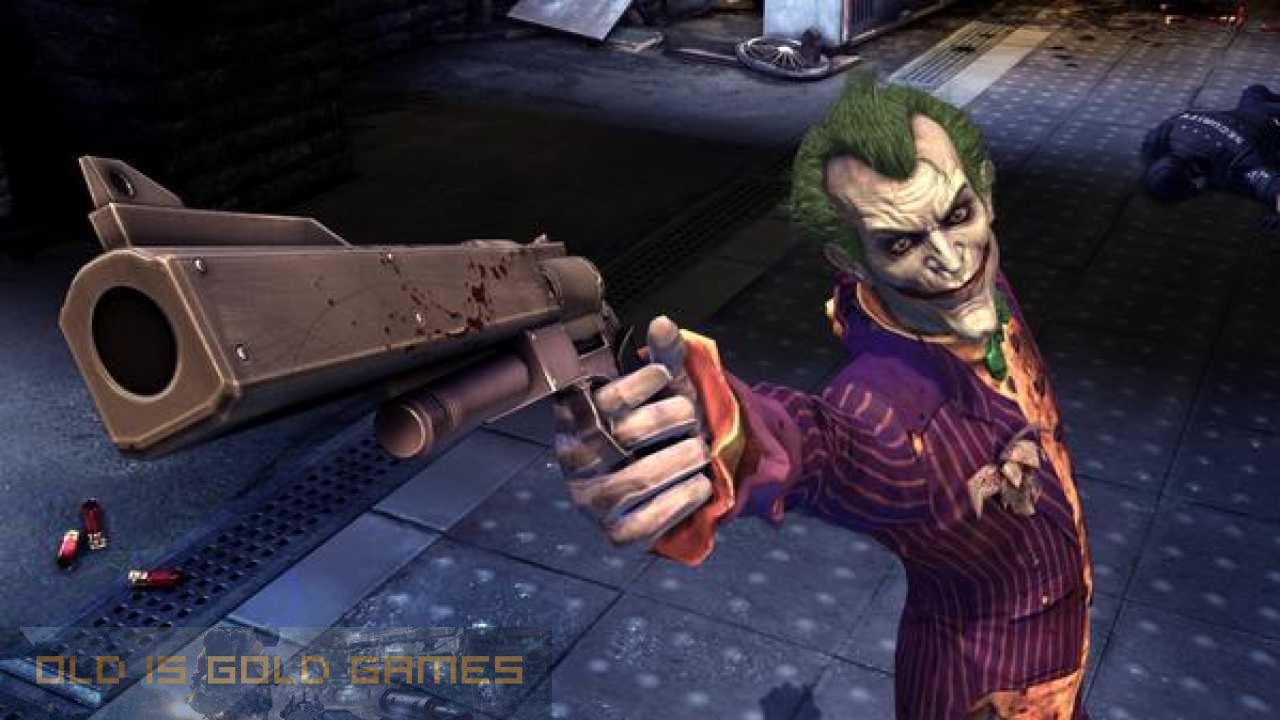 Batman Arkham Asylum Download For Free
