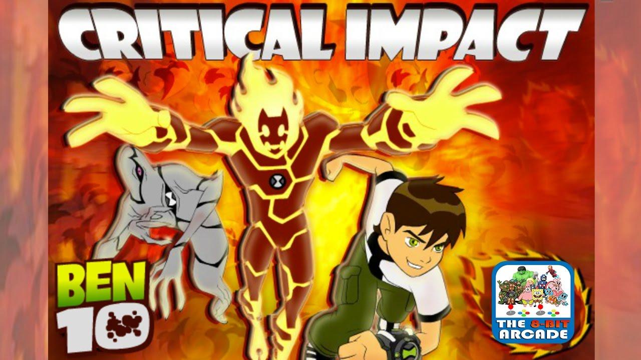 Ben 10 Critical Impact Free Download