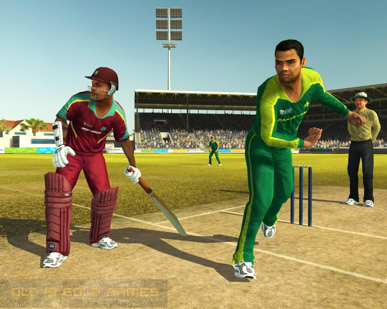 Brian Lara International Cricket 2007 Download For Free