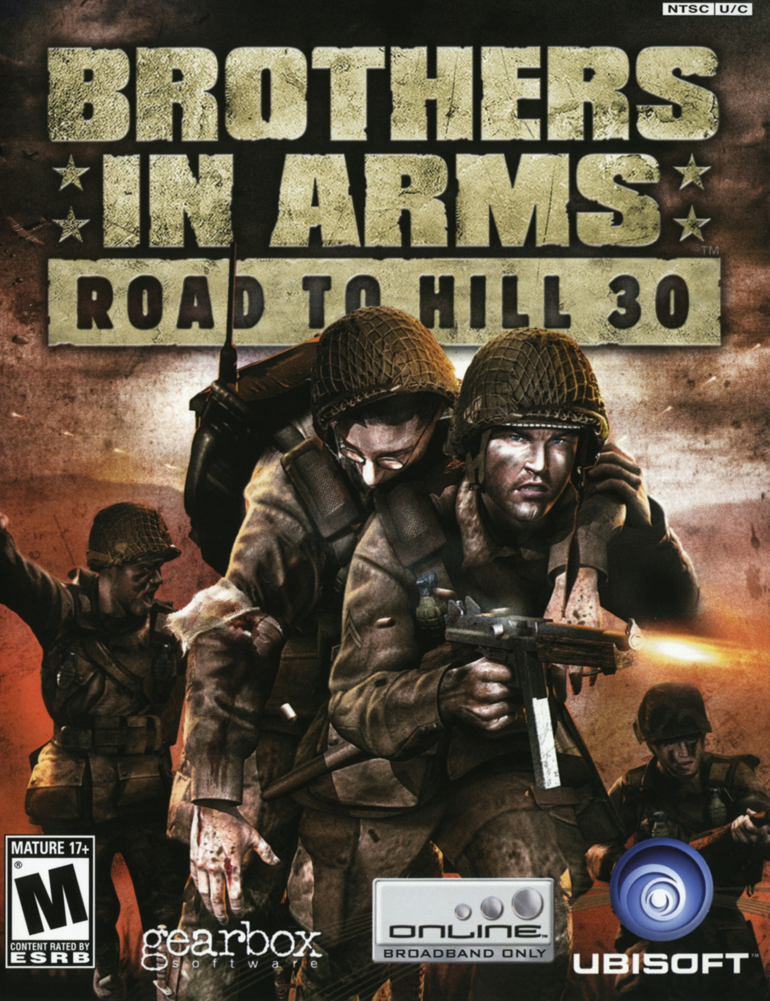 Brothers in Arms Road to Hill 30 Free Download