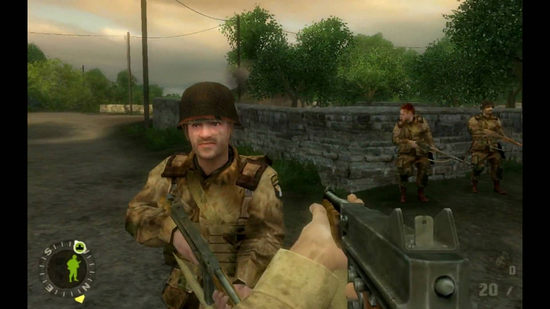 Brothers in Arms Road to Hill 30 Setup Free Download