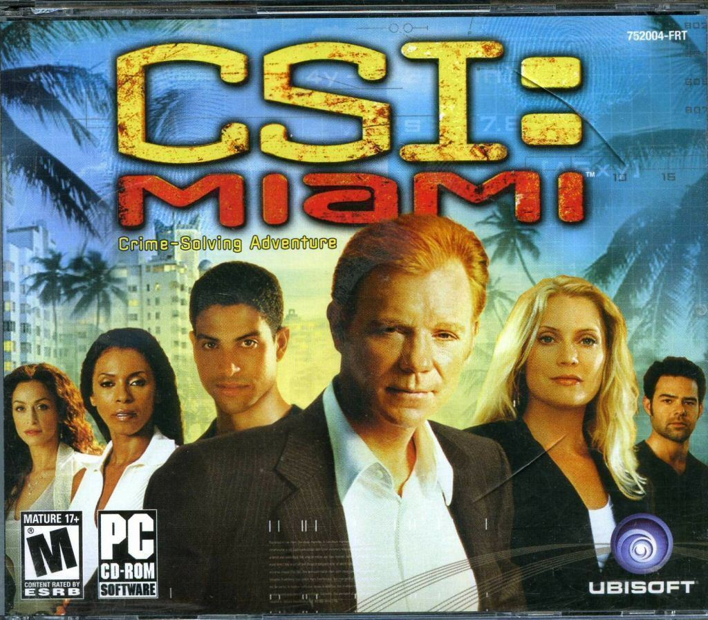 CSI Miami PC Game Free Download