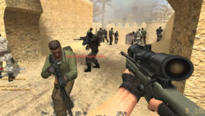 Download Counter Strike Source Free