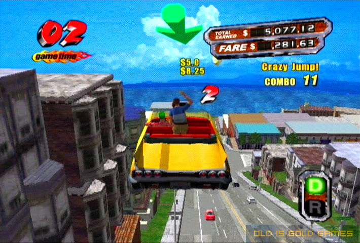 Crazy Taxi 3 Download For Free