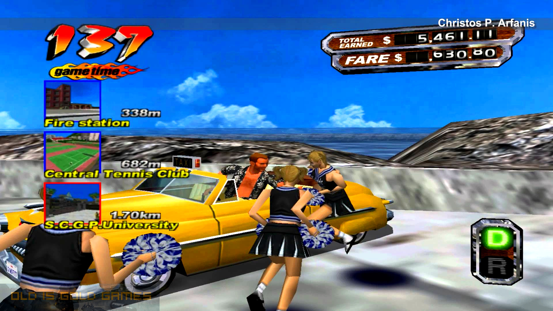 Crazy Taxi 3 Setup Free Download