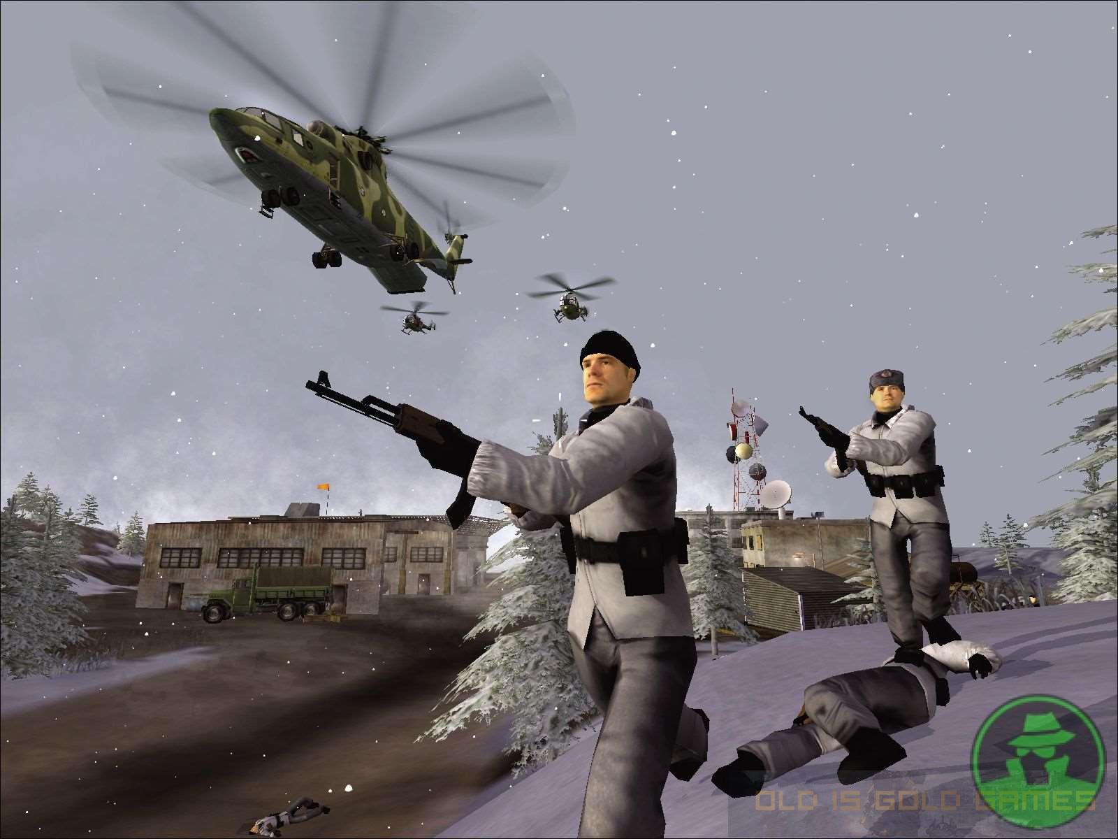 Delta Force Xtreme 2 Features