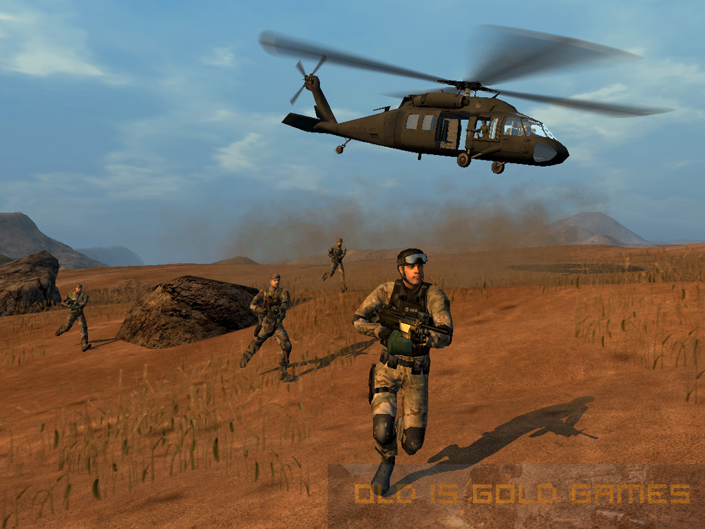 Delta Force Xtreme 2 Setup Free Download