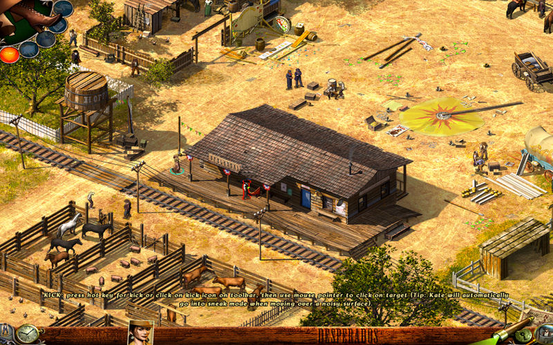 Desperados Wanted Dead or Alive Download For Free