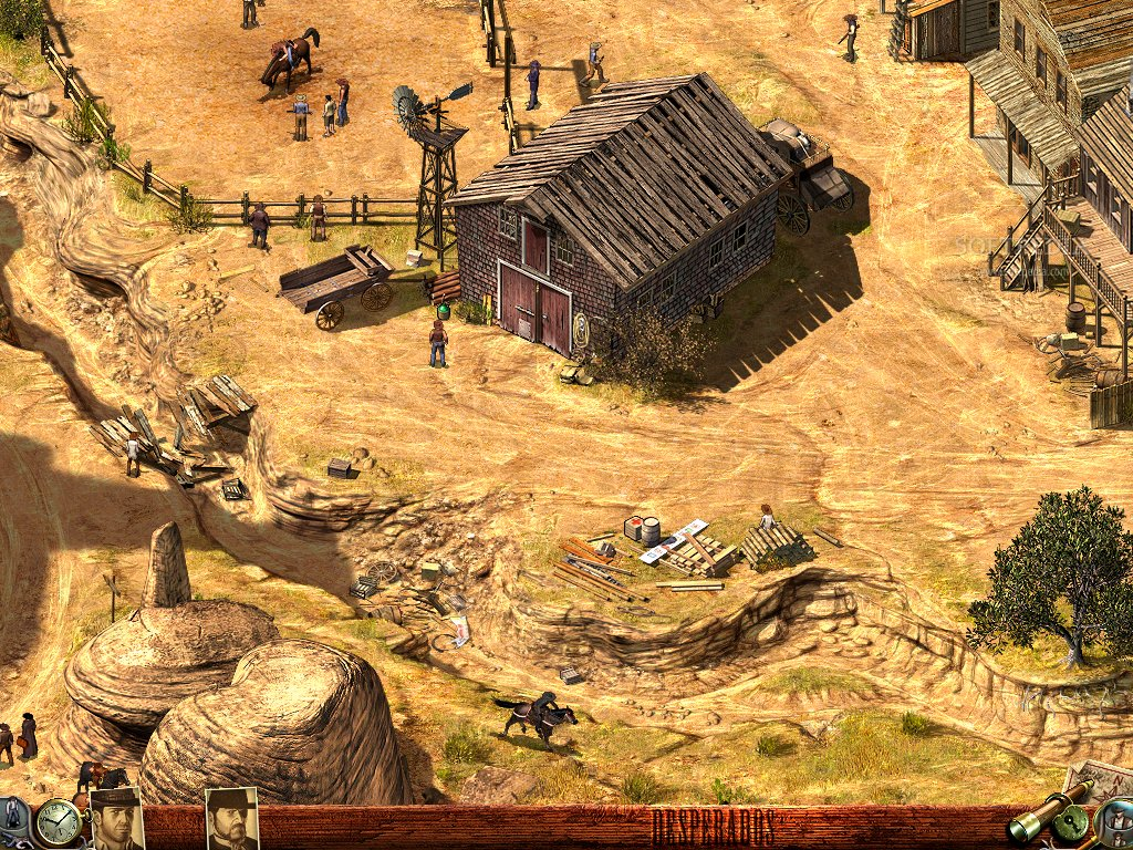 Desperados Wanted Dead or Alive Setup Free Download