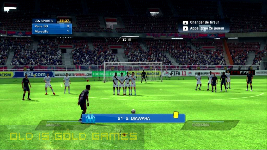 FIFA 11 Download For Free