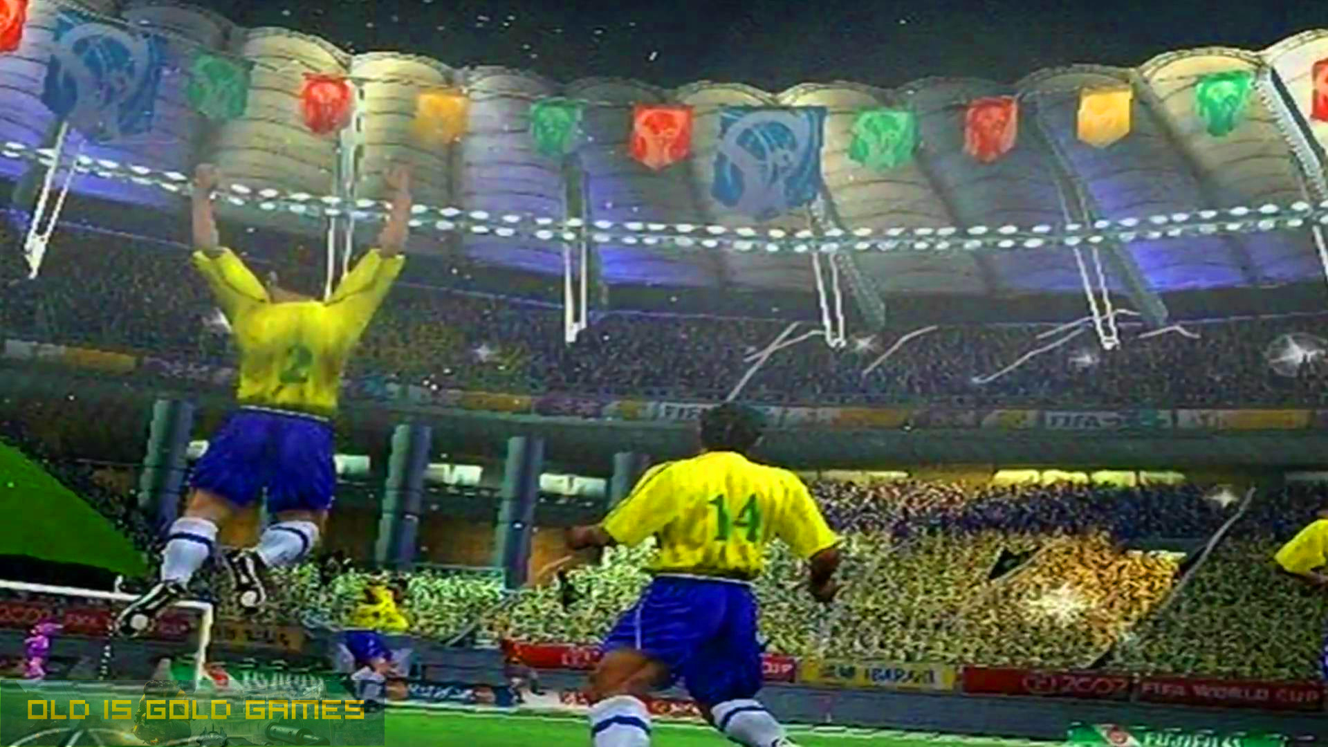 FIFA World Cup 2002 Features