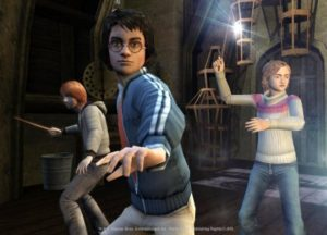 Download Harry Potter and The Goblet of Fire PC Game Free