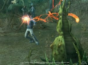 Free Harry Potter and The Goblet of Fire PC Game Download