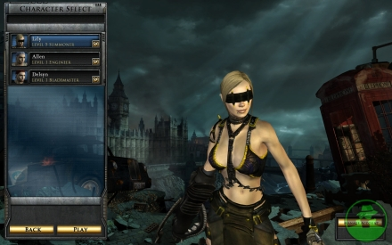 Hellgate London Features