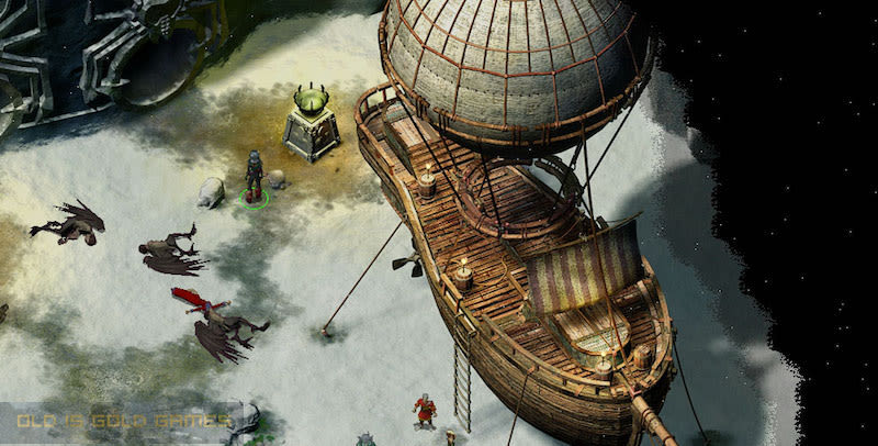 Icewind Dale Features