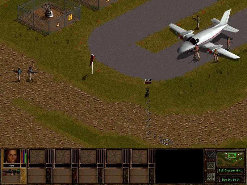 Jagged Alliance 2 Features