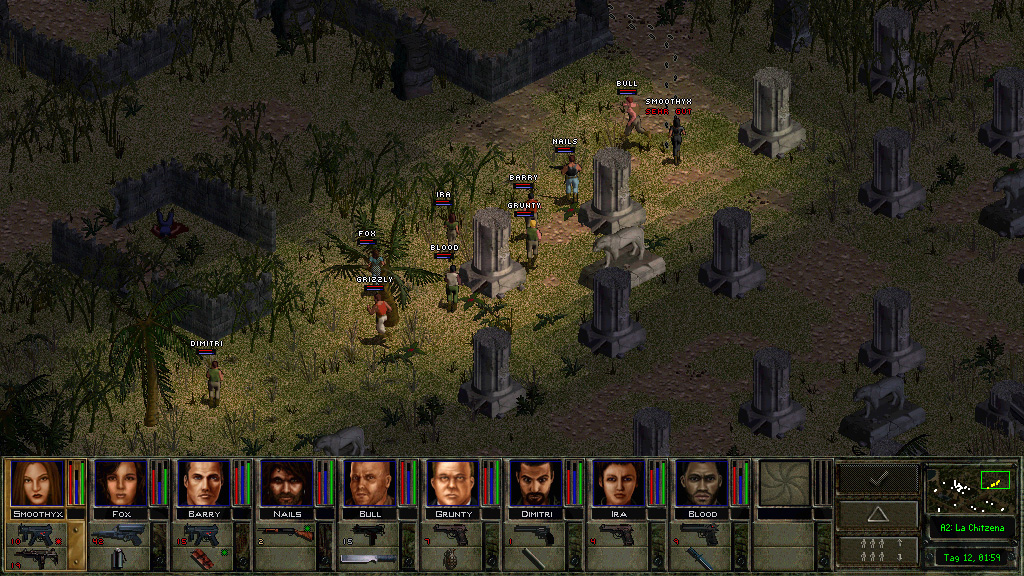 Jagged Alliance 2 Setup Free Download