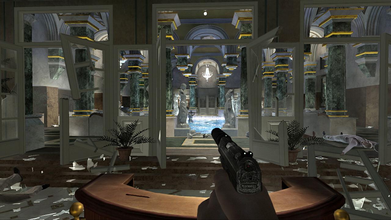 James Bond 007 Quantum of Solace Features