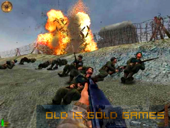Medal Of Honor Allied Assault Download For Free