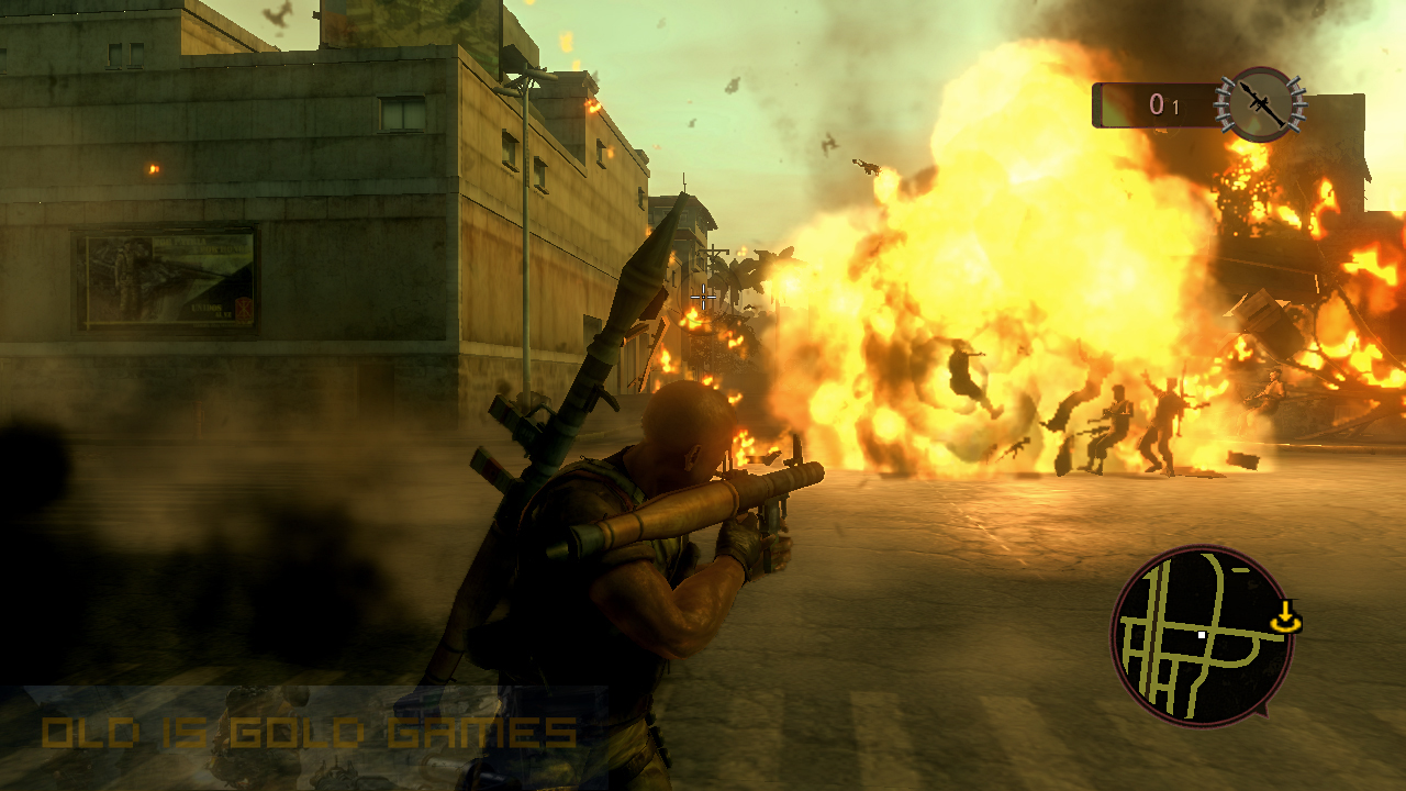 Mercenaries 2 World in Flames Download For Free
